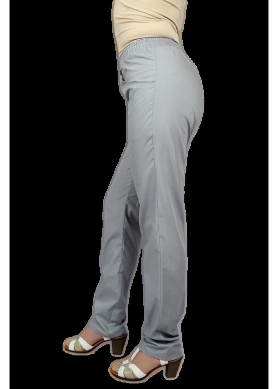 Медицинские брюки для костюма,  модель современного покроя.