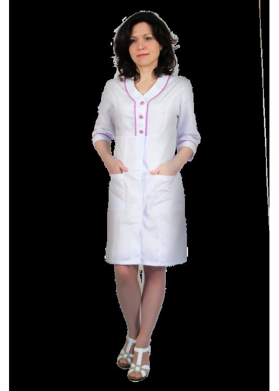 Медицинский халат Х-301