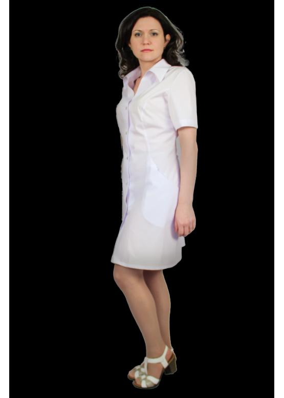 Медицинский халат Х-161