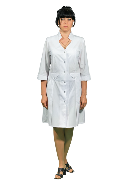 Медицинский халат Х-191