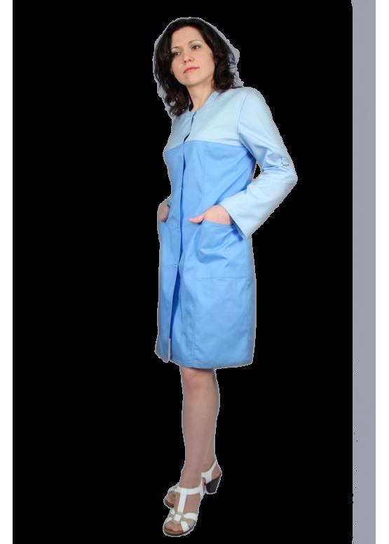 Медицинский халат Л-124-Г