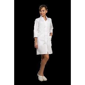Женский медицинский халат недорого Х-721