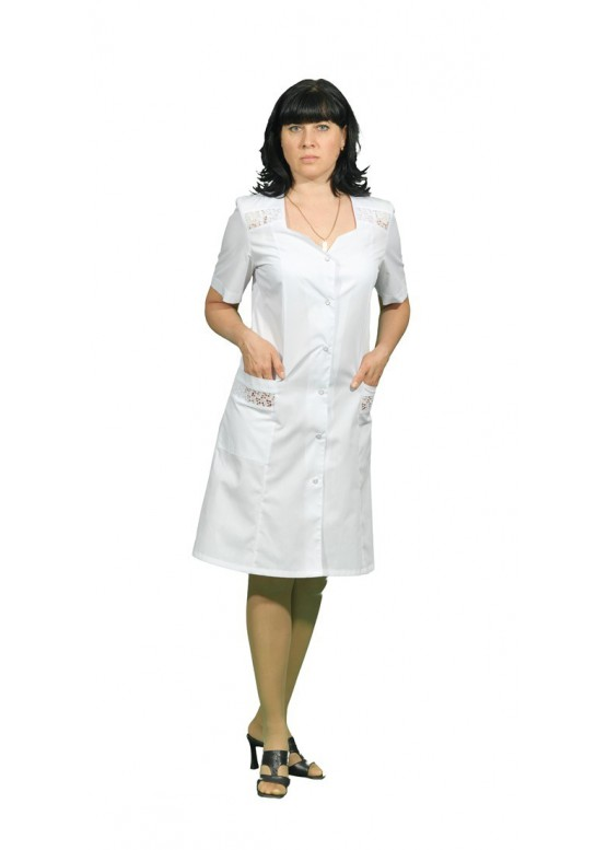 Медицинский халат Х-229