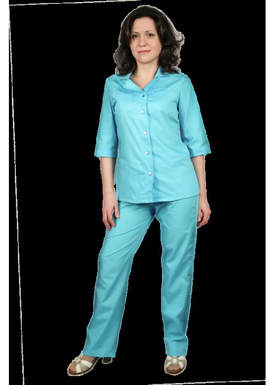 Медицинский костюм К-235