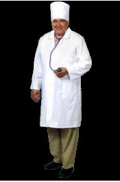 Медицинский халат Х-129