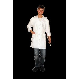 Мужской медицинский халат Х-921-Д длинный