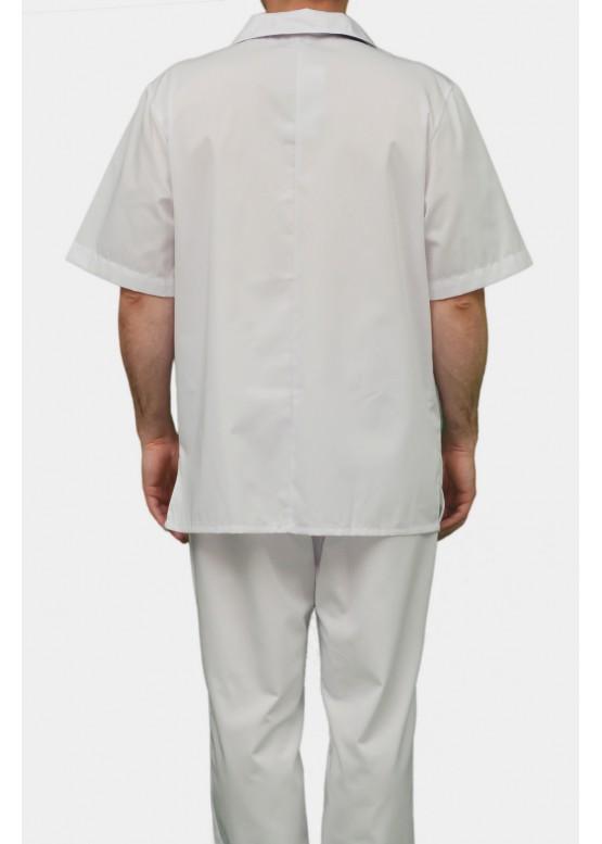Медицинский костюм К-203-белый