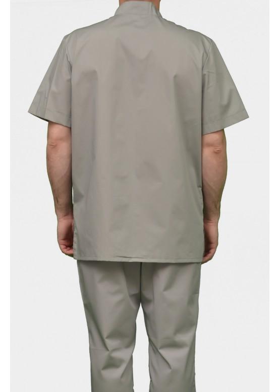 Медицинский костюм К-290 серый